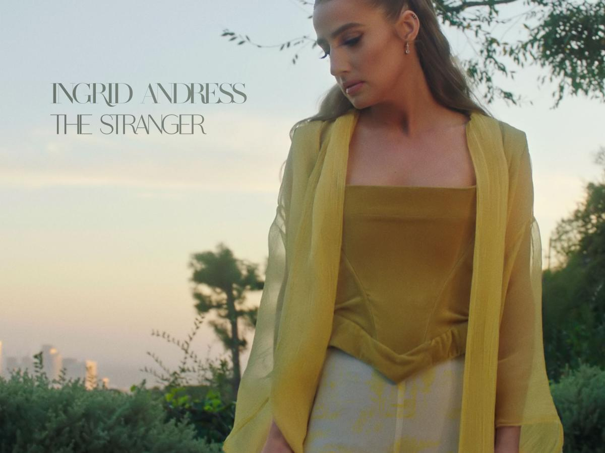"INGRID ANDRESS ANNOUNCES NEW SINGLE ""THE STRANGER"" SET TO IMPACT COUNTRY RADIO ON JUNE 1"